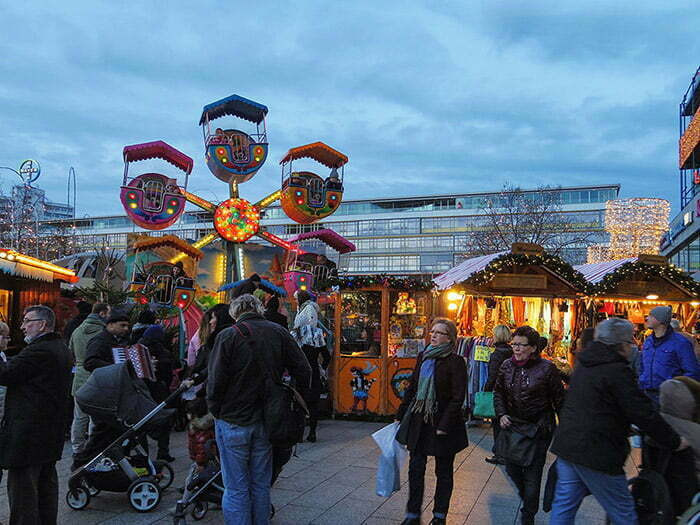 Berlin - noel pazarlari
