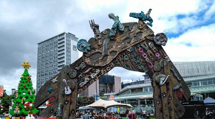 Aotea Meydani - Auckland