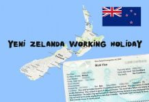 Yeni Zelanda Working Holiday vizesi
