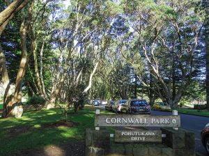 Cornwall Parki - Auckland