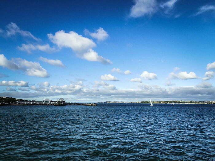 Devonport vapuru - Auckland