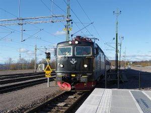 Abisko Treni -Kiruna
