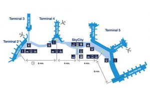 Arlanda Havalimani Plani