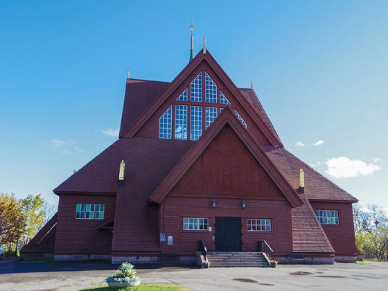 kiruna-kilisesi
