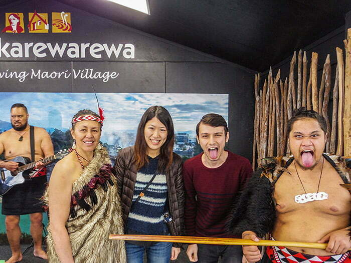 Maori gostericiler