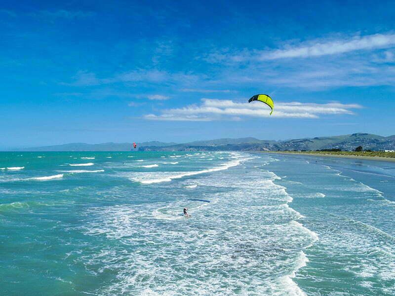 New Brighton Iskelesi - Christchurch
