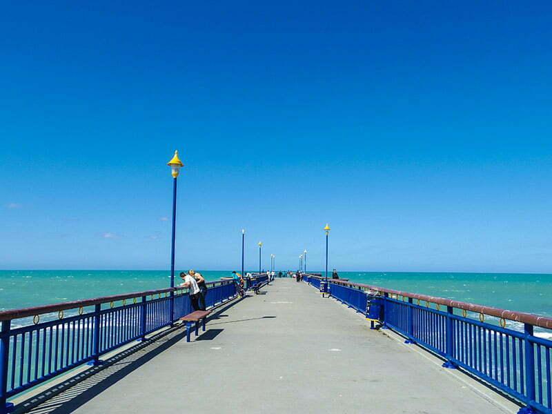 New Brighton Iskelesi, Christchurch