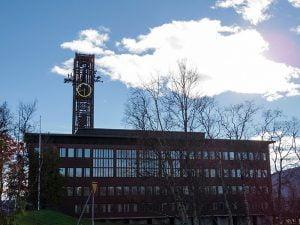 Kiruna Belediye Binasi - Stadshuset