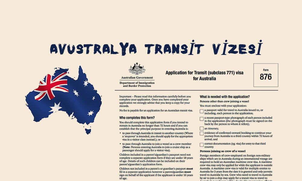 Avustralya transit vize