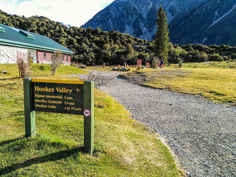 Hooker Valley Track