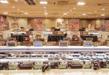 Kura Zushi restoranlari - garsonsuz restoranlar