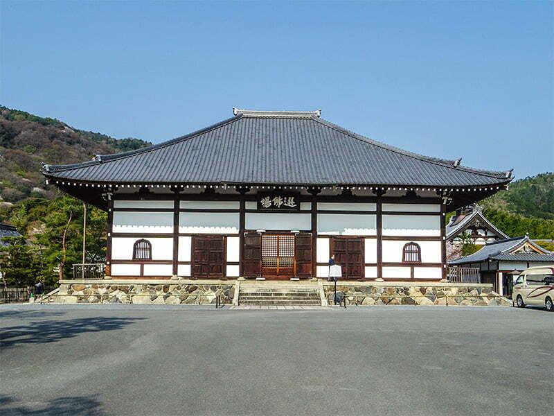 Tenryuji Tapinagi Hatto Binasi - Kyoto