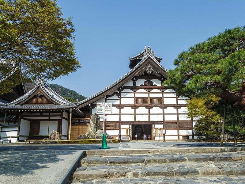 Ternyuji Tapinagi Kuri Binasi - Kyoto