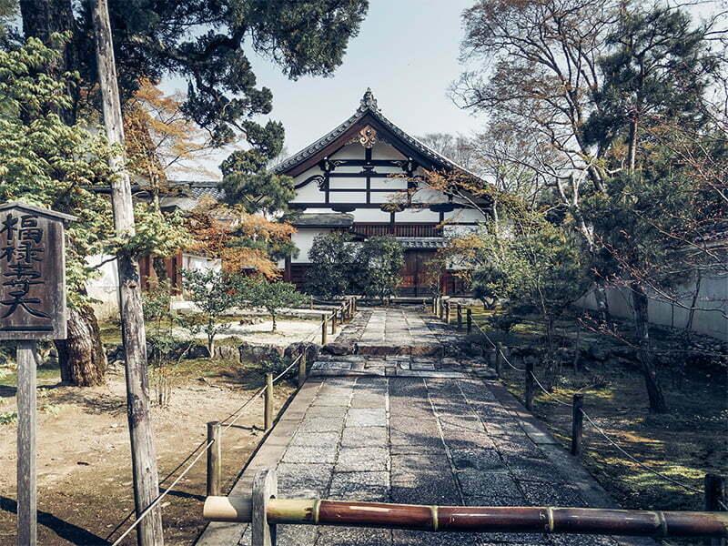 Tenryuji Tapinagi - Arashiyama - Kyoto