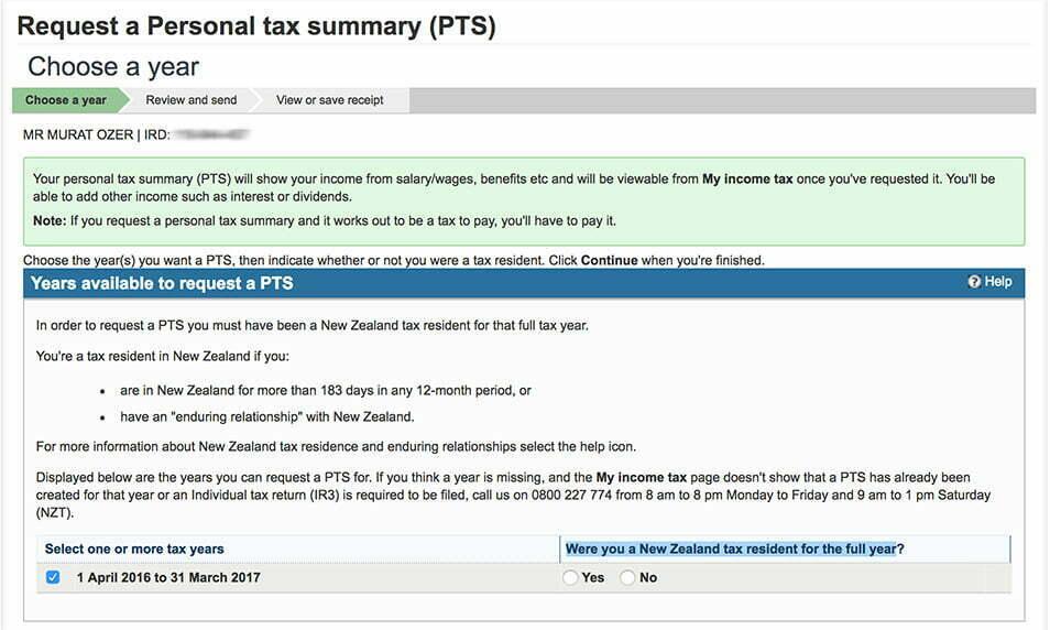 Yeni Zelanda vergi iadesi nasil alinir