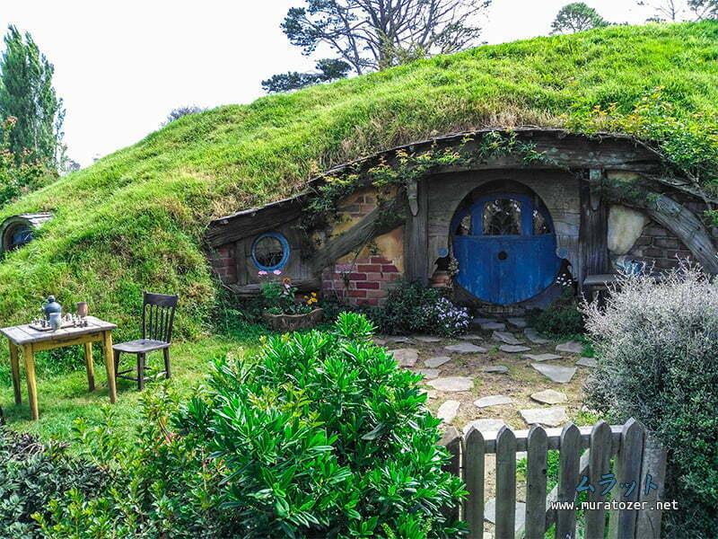 Hobbit Evleri Hobbiton-3