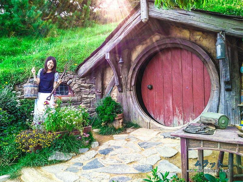 Hobbit Evleri Hobbiton-5