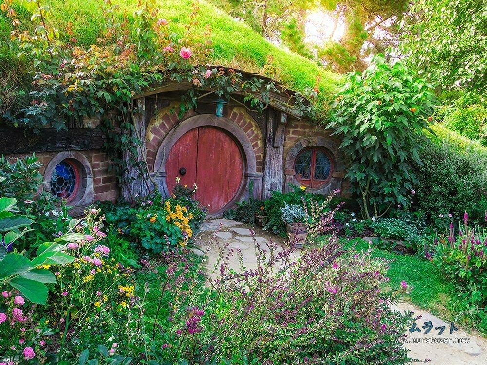 Hobbit Evleri Hobbiton-1