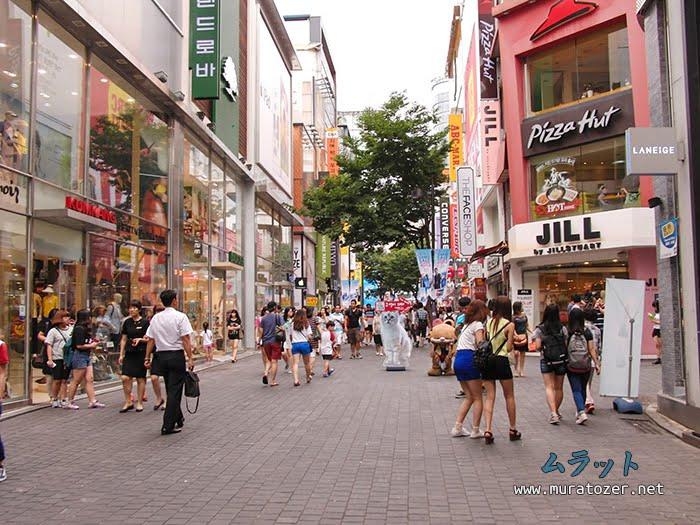 myeongdong-caddesi