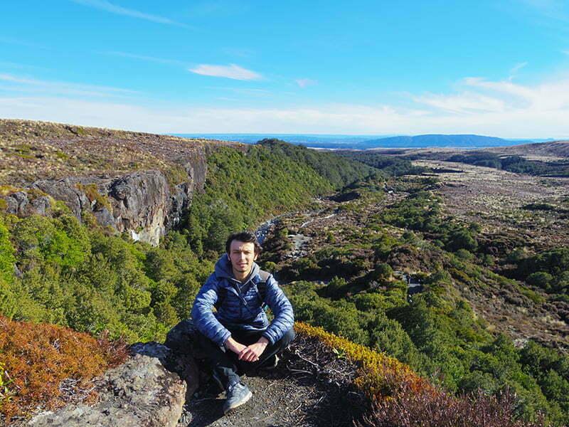 tongariro-national-park-manzara