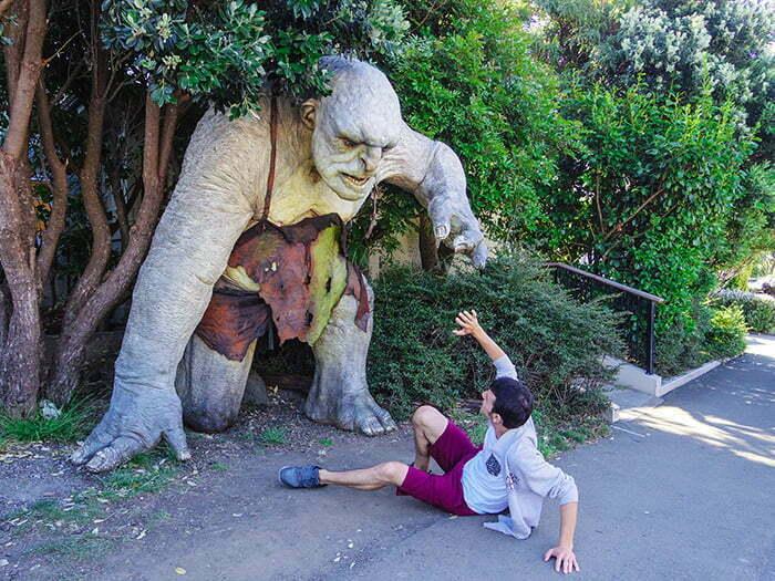 weta-cave-troll-heykeli-wellington